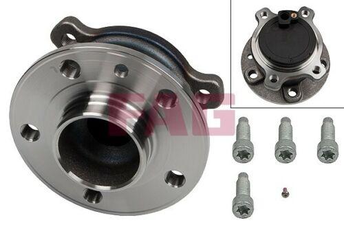 VOLVO V70 Mk3 Wheel Bearing Kit Rear 1.6 1.6D 09 to 15 FAG 30666614 31262040 New