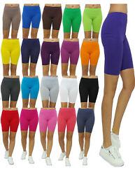 Damen Shorts kurze Leggings Hotpants Sport Baumwolle Pants Short mini unterhose