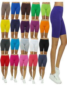 Veröffentlichungsdatum: feine handwerkskunst 60% günstig Details zu Damen Shorts kurze Leggings Hotpants Sport Baumwolle Pants Short  mini unterhose