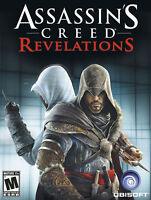 Assassin's Creed: Revelations Jc