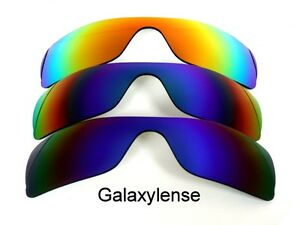 c76fbbac59 Image is loading Galaxy-Replacement-Lenses-for-Oakley-Batwolf-Sunglasses -Blue-