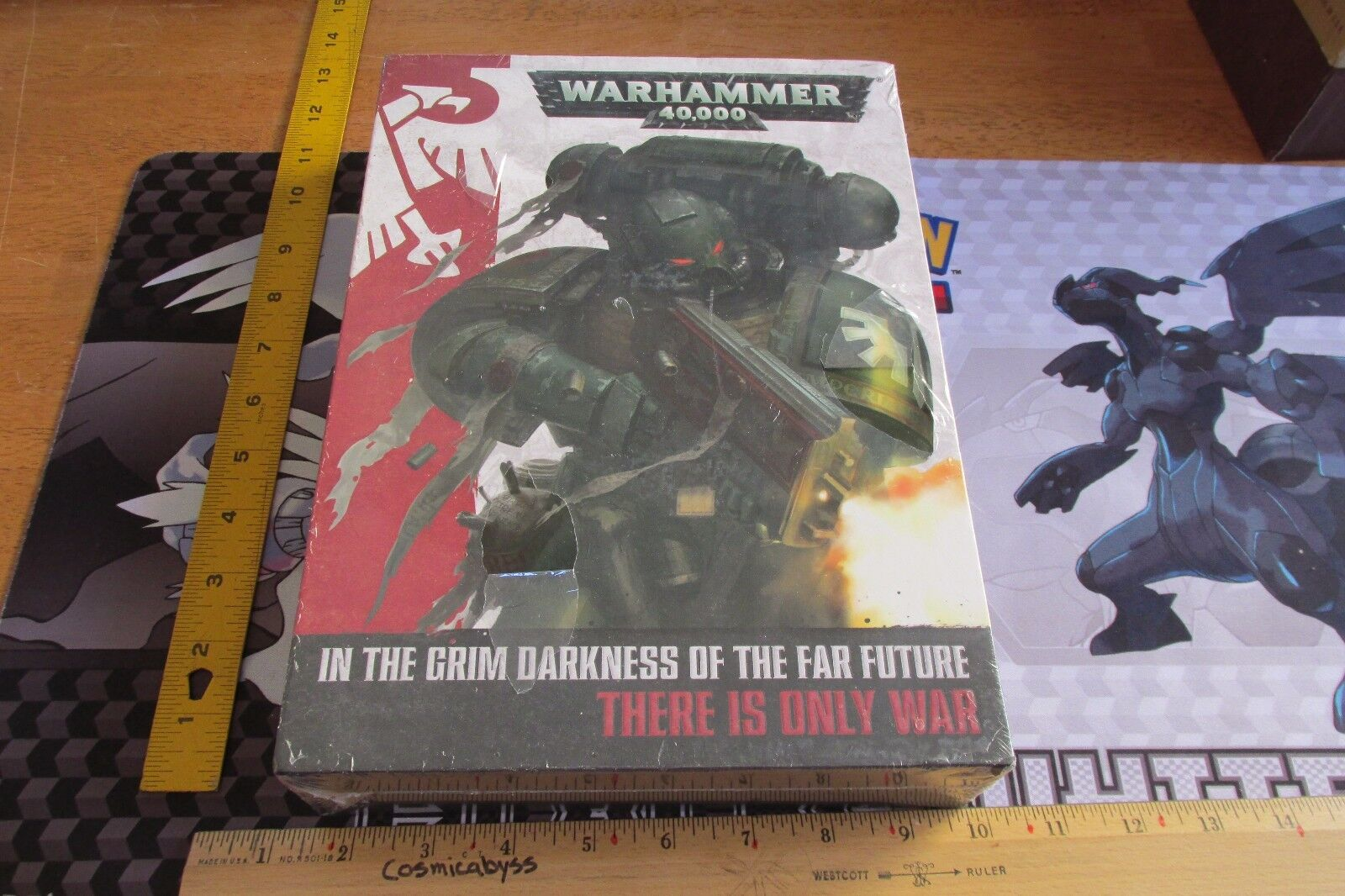 In The Grim Darkness Of  The Far Future There Is Only War (Warhammer 40000 HC SET  risparmia fino al 70%