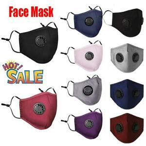5x-PM2-5-Anti-Air-Pollution-Face-Mask-Respirator-With-Filter-Washable-amp-Reusable