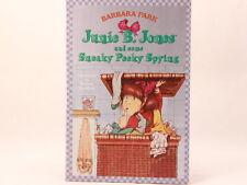 Junie B. Jones and Some Sneaky Peeky Spying by Barbara Park SCHOLASTIC Paperback