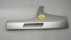 Audi-Q7-4M-Dekorleiste-silber-Armaturenbrett-Fahrerseite-4M1853191D-Orig-5959