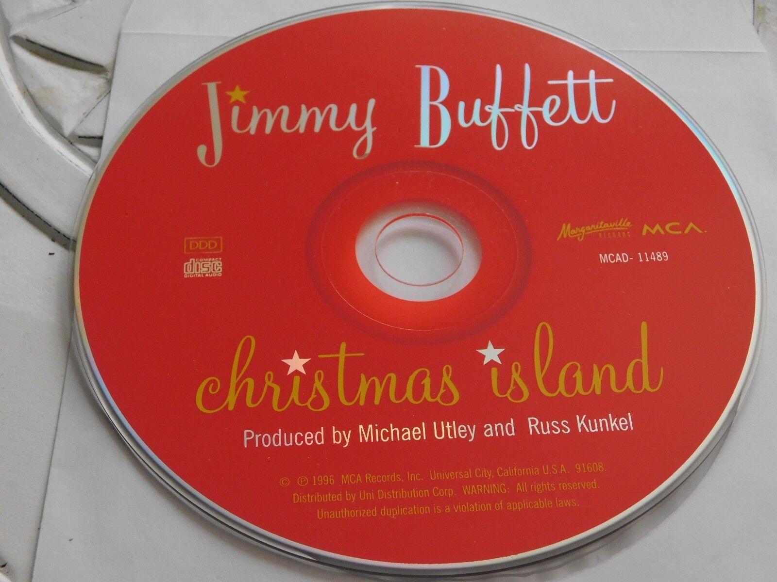 Christmas Island by Jimmy Buffett (CD, Delta Distribution) | eBay