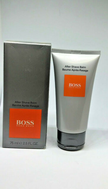 Hugo Boss in motion orange man after shave balm 75 ml