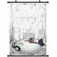 B3449 Undertale anime manga Wallscroll Stoffposter 25x35cm