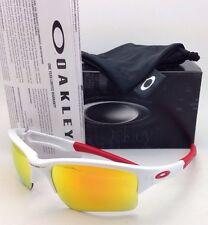 item 3 OAKLEY Sunglasses QUARTER JACKET OO9200-03 White Frame with Fire  Iridium Lenses -OAKLEY Sunglasses QUARTER JACKET OO9200-03 White Frame with  Fire ... a8da91f78c59