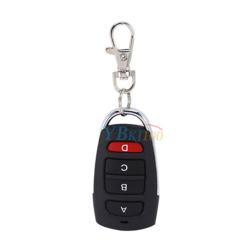 433.92Mhz Wireless Transmitter Gate Opener Cloning Remote Control Key Hot MT