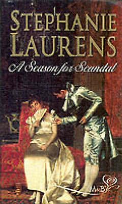 1 of 1 - A Season For Scandal (Silhouette Shipping Cycle), Laurens, Stephanie, New Book