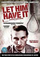 Let Him Have It - DVD NEW & SEALED - Christopher Eccleston