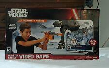 Star Wars the Force Awakens Han Solo Blaster Strike plug and play HD TV game