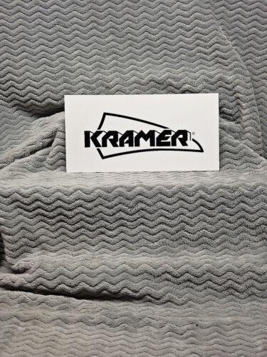 Kramer Guitars Sticker/</</>/>Direct from Kramer