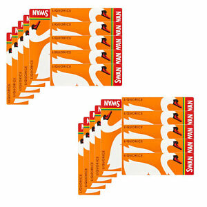 SWAN-LIQUORICE-ROLLING-PAPER-20-BOOKLETS-X-50-PAPERS-1000-PAPERS