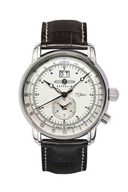 Zeppelin Reloj 7640-1 Specialedition Limitado Modelo Men [Paralelo Import Goods