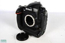 Nikon D4 Digital SLR Camera Body {16.2 M/P} (Shutter Count: 255,718)