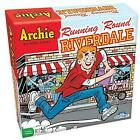 The Archie Comics Board Game Running 'round Riverdale Outwit Your Multi Standard