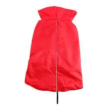 Waterproof Dog Pet Puppy Winter Raincoat Coat Jacket Clothes Reflective Safe