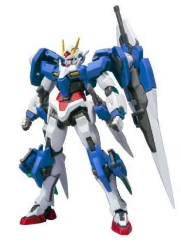 Robot Spirits SIDE MS Double oo Gundam Seven Sword bandai from Japan