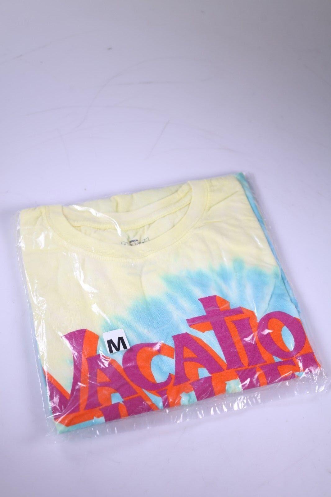 Flatbush Zombies ViH Tie Dye T Shirt Größe M New, Sealed