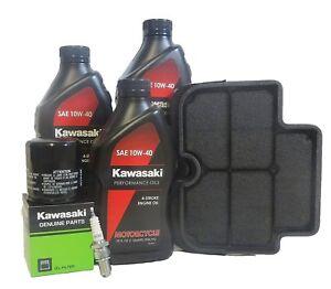 2003-2011 Kawasaki Bayou KLF 250 Complete TUNE UP SERVICE KIT