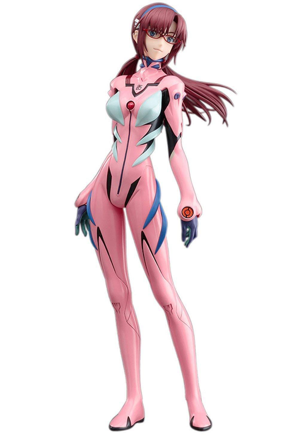 Rebuild of Evangelion Premium Figure Vol. 1 Mari Illustrious ...