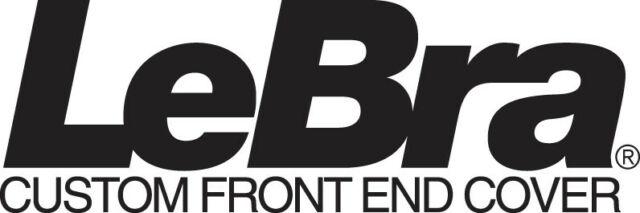 LeBra Front End Cover Acura RSX Black 55922-01 Vinyl