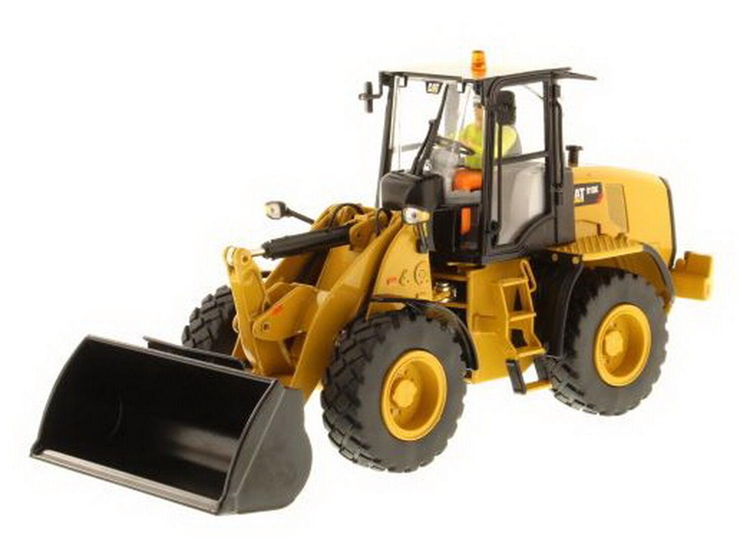 Sito ufficiale 1 50 DM Caterpillar CAT CAT CAT 910K Pala Gommata modellolo Diecast  85294  Spedizione gratuita al 100%