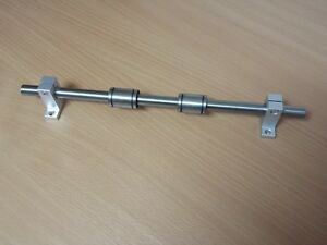 10mm-LM10UU-SK10-H6-CNC-Linear-Rail-Shaft-Smooth-Rod-3D-Printer-Support-Bearing