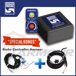 Details about HAYMAN REESE ELECTRIC KE CONTROLLER WIRING HARNESS CABLE on