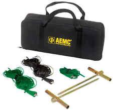 Aemc 213538 3 Point Ground Resistance Tester Kit