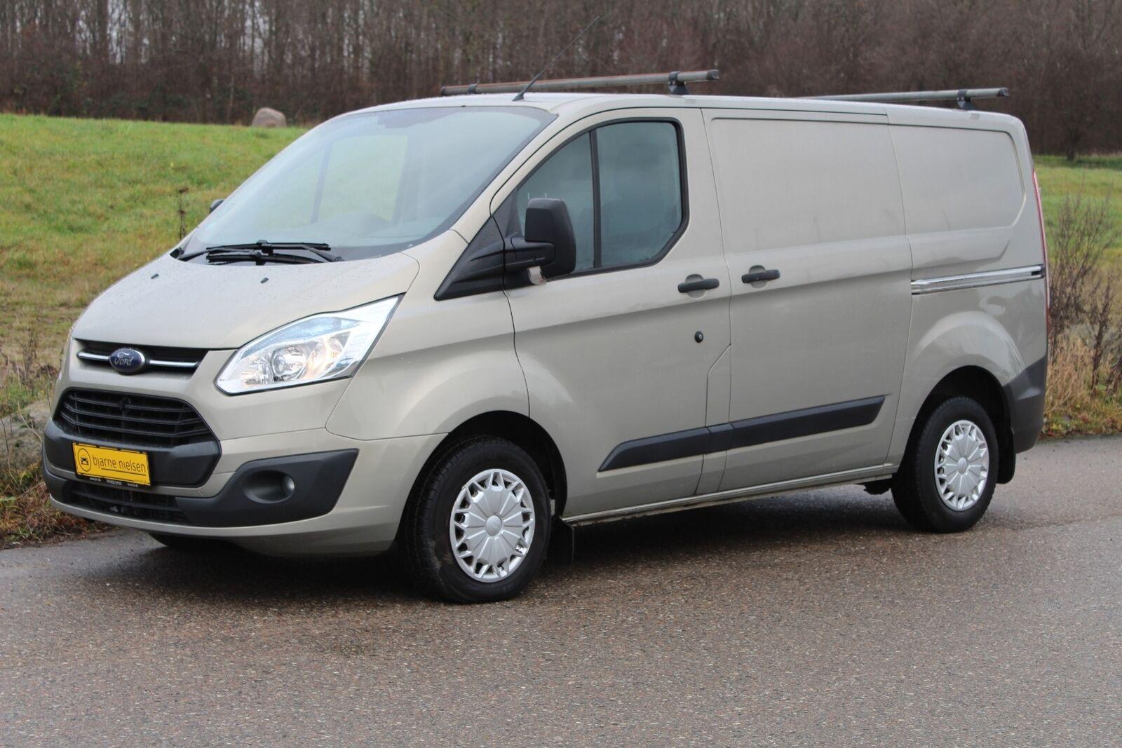 Ford Transit Custom 270S Billede 1