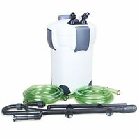Sunsun-china Hw-304b 5-stage External Canister Filter With 9-watt Uv 525 2n4