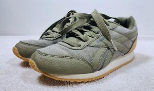Reebok Shoes Classic Green Suede   eBay