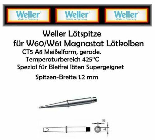 230 V AC 60 W Weller lötspitzen pour w60//w61 magnastat réseau baguette brasure