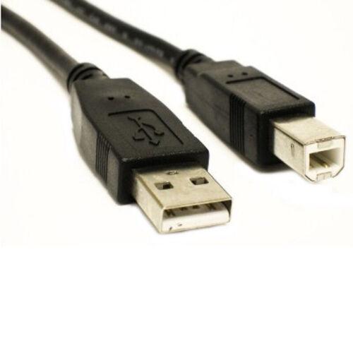 USB2.0 Alta Velocità Cavo per Stampante Dispositivo a B Protetto 28AWG 0.5m