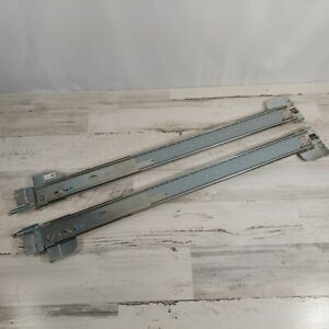Dell 0J7H9H 0Y8P81 Rackmount Server Rails Left and Right Pair