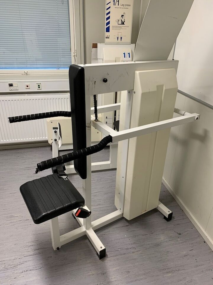 Andet, 3 proff maskiner , Norsk