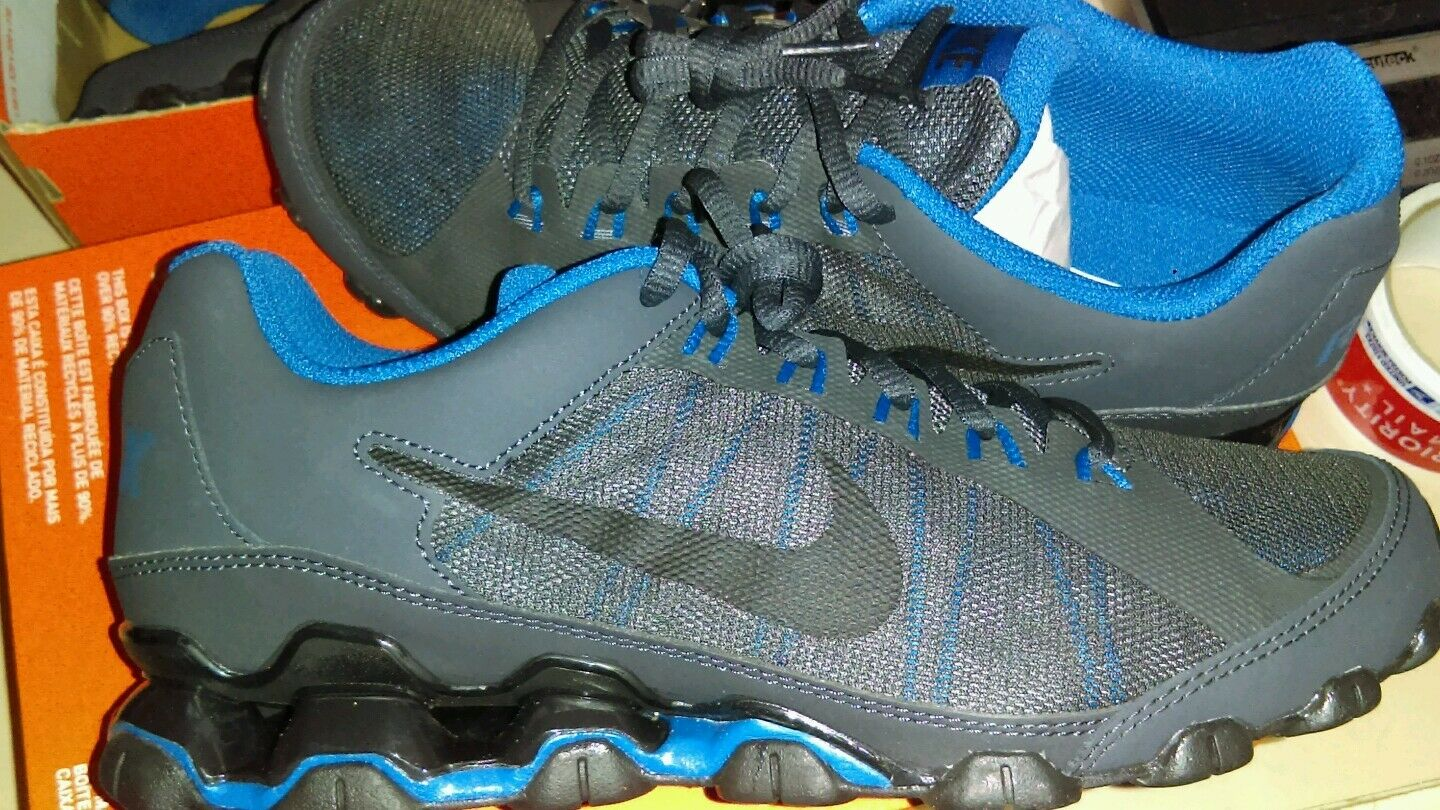 6d87fce89ab2 NIKE REAX 9 TR MESH.. MULTI-COLOR.. MEN 7.5 7.5 7.5 Nike Zoom All Out Low  Mens Dark ...