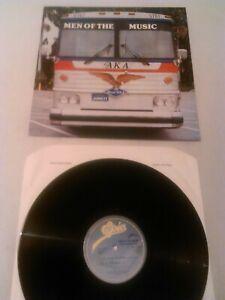 BAND AKA - MEN OF THE MUSIC ' PROMO ' LP N. MINT!!! UK 1ST PRESS EPIC EPC 25415