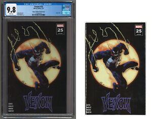 Venom #25 Scarce Walmart Purple Variant CGC 9.8 +FREE RAW and 9 MORE COMICS!!!