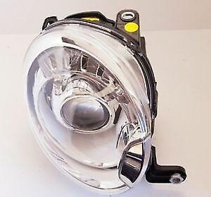 Abarth-500-07-Xenon-Headlight-Headlamp-Right-Driver-Off-Side-O-S-OEM-GENUINE