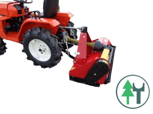 Sichelmulcher SLM115 1,15m Sichelmäher Mulcher für Traktoren OHNE Gelenkwelle