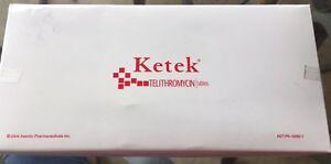 Ketek Stethoscope Drug Rep Pharmaceuticals Promo 2004 Original Box Rare
