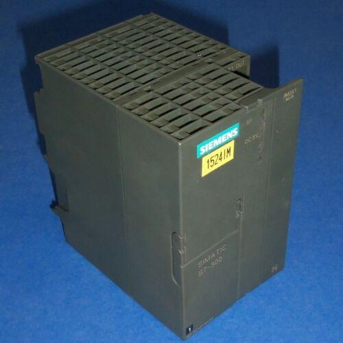 SIEMENS SIMATIC S7 5VDC EXPANSION MODULE 6ES7 361-3CA01-0AA0 *PZB*