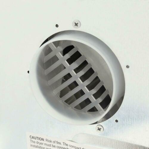 Secadora De Ropa Electrica Compacta Secador Casa Departamento 2.6 Pies Cubicos