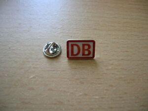 Pin-Anstecker-DB-Deutsche-Bahn-Logo-Zug-Eisenbahn-6045-Railway