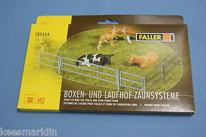 Faller-180434-Fence-for-Stalls-and-open-stable-farm-KIT-HO