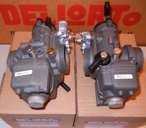 Dellorto-PHF-DS1-DD1-36mm-PAIR-carburetors-Moto-Guzzi-1000-SP-III-4676-4677
